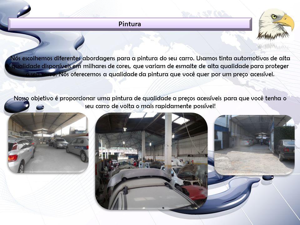 Contamos com que há de melhor no processo de diagnóstico para solucionar qualquer defeito eletrônico em carros nacionais e importados.
