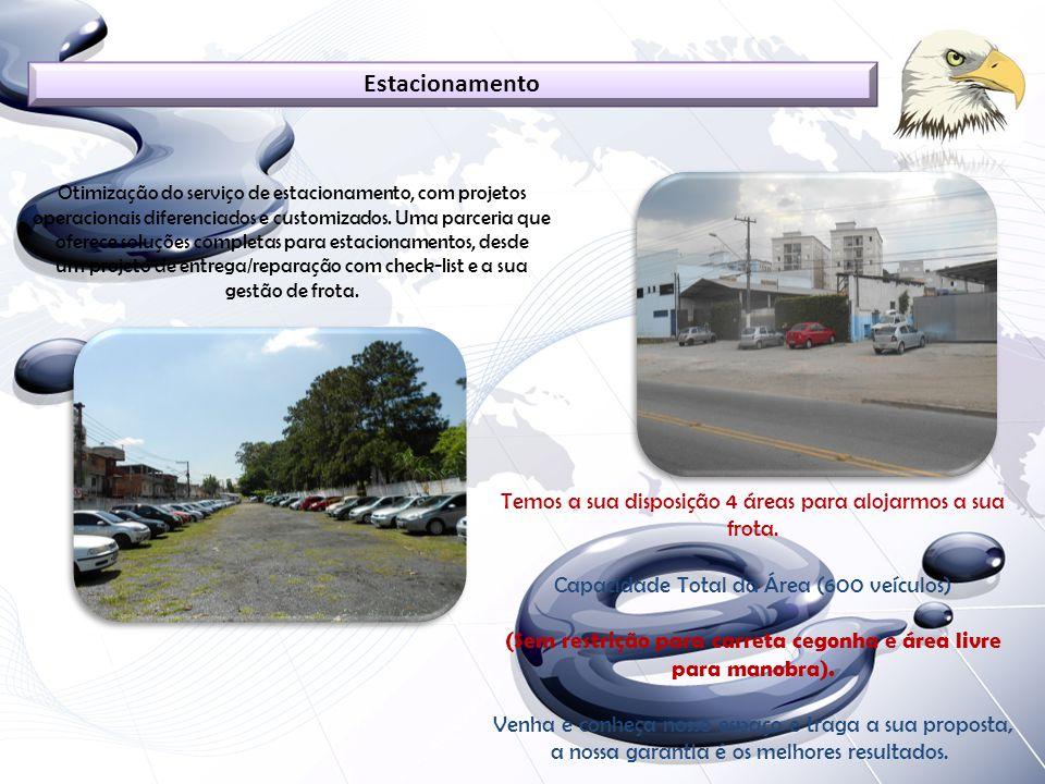 Otimização do serviço de estacionamento, com projetos operacionais diferenciados e customizados. Uma parceria que oferece soluções completas para esta