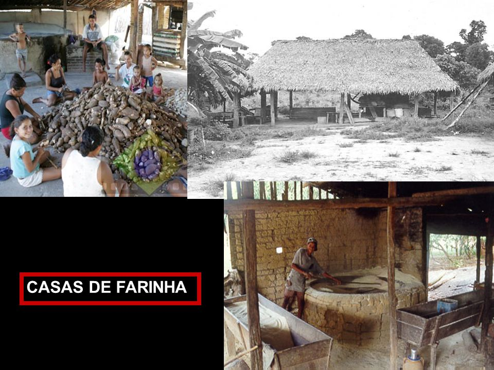 CASAS DE FARINHA