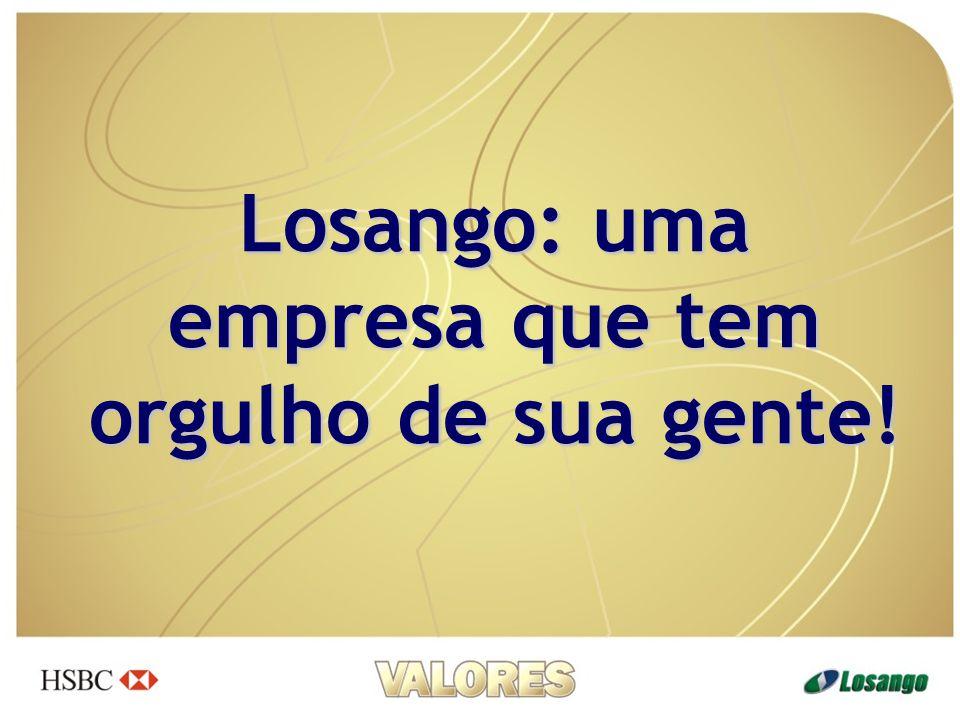 Losango: uma empresa que tem orgulho de sua gente!