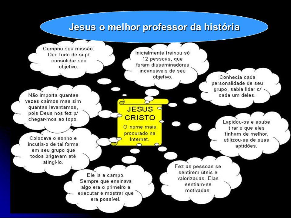 Jesus o melhor professor da história