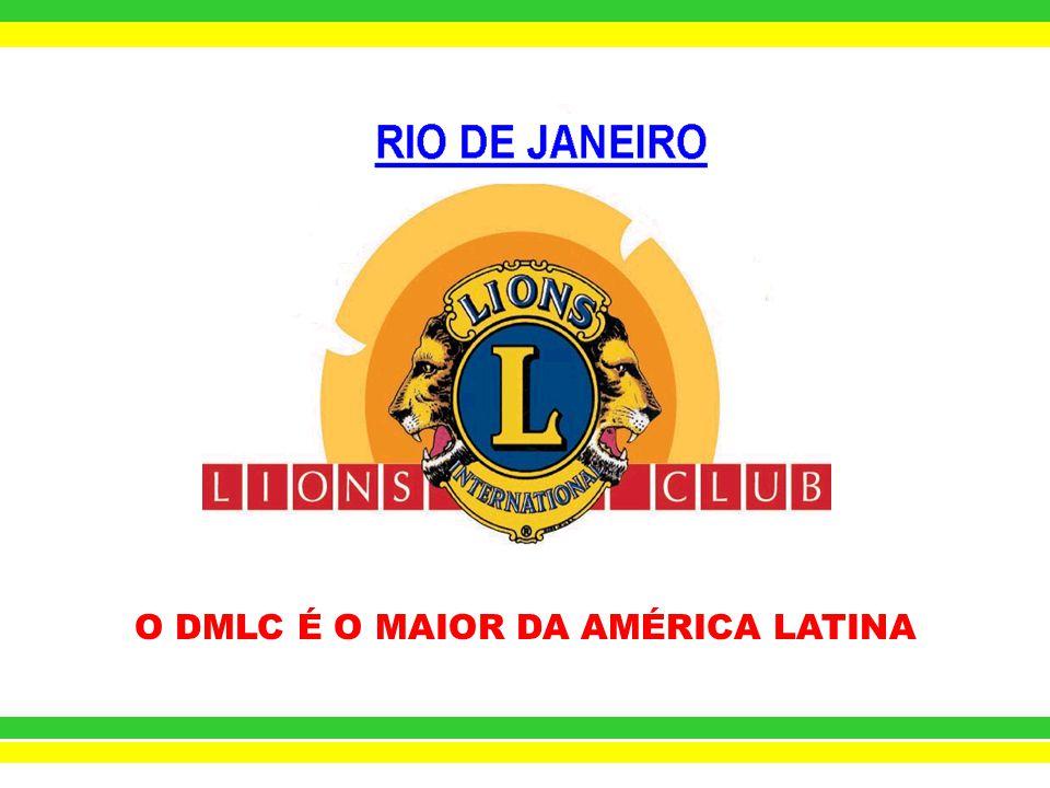 É com senso de responsabilidade e compromisso com o Leonismo e com a Cidade do Rio de Janeiro, que o LC Mater do Brasil investiu-se na missão de traze