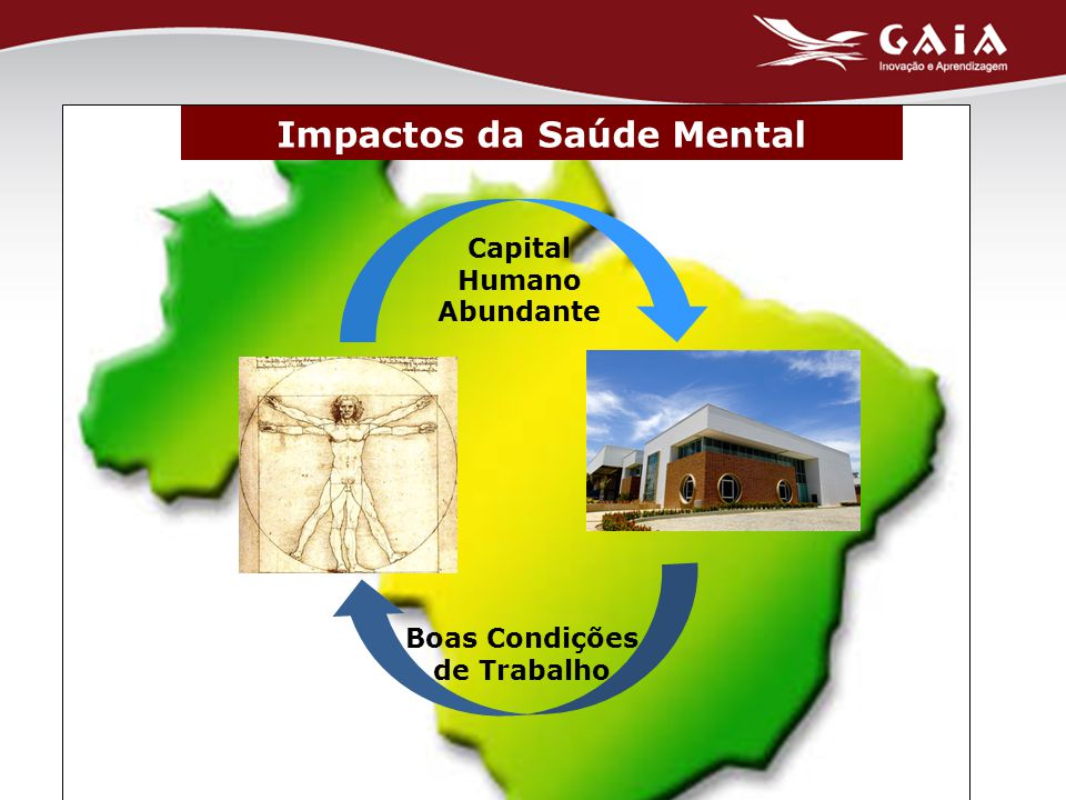 Impactos da Saúde Mental Capital Humano Abundante Boas Condições de Trabalho
