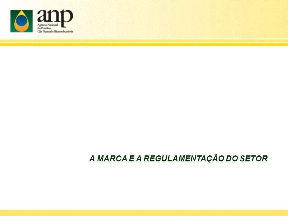 A MARCA E A REGULAMENTAÇÃO DO SETOR