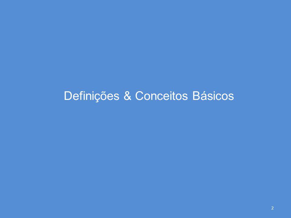 Definições & Conceitos Básicos 2