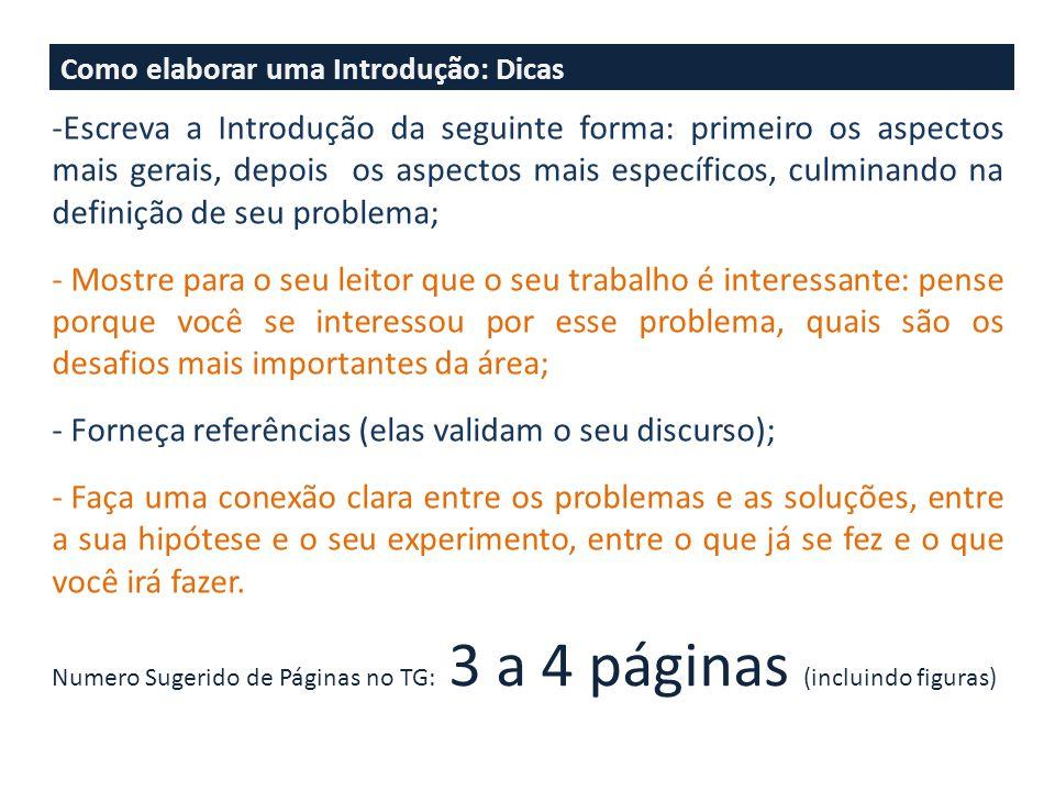 Referências Bibliográficas - Cite apenas trabalhos realmente lidos.