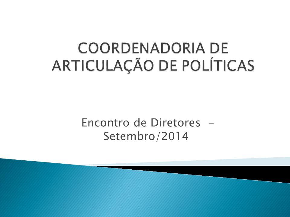 Encontro de Diretores - Setembro/2014