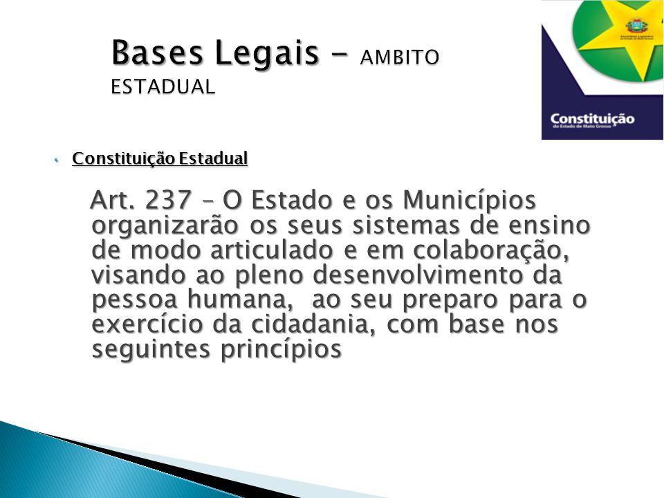 Constituição Estadual Constituição Estadual Art.