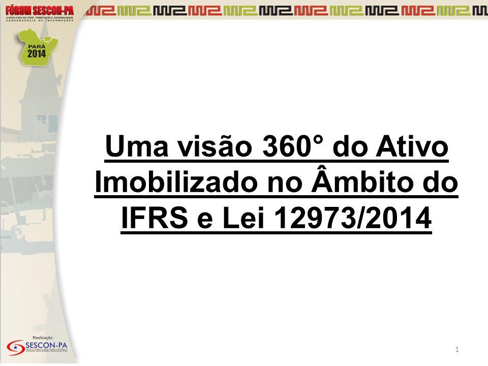 52 CPC 01 – IAS 36 REDUÇÃO AO VALOR RECUPERÁVEL DE ATIVOS IMPAIRMENT
