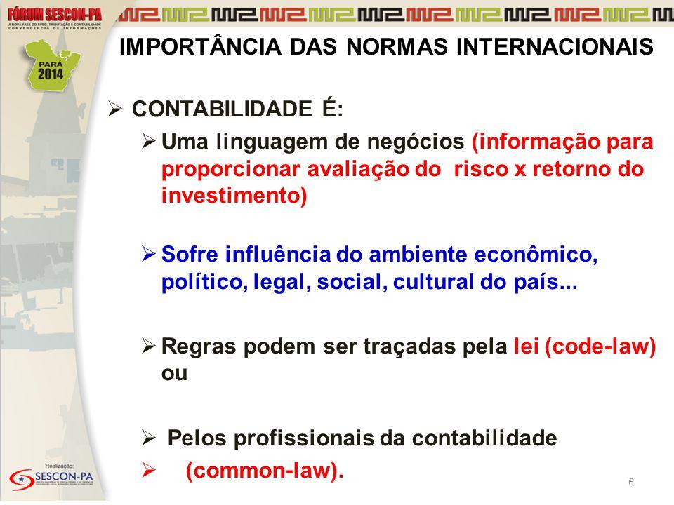 37 OBJETIVO E ALCANCE Estabelecer as políticas contábeis para Arrendamento Mercantil (LEASING).