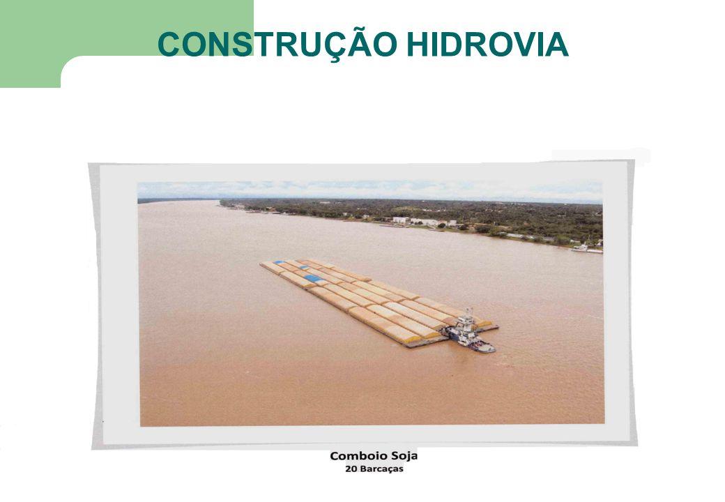 37 CONSTRUÇÃO HIDROVIA