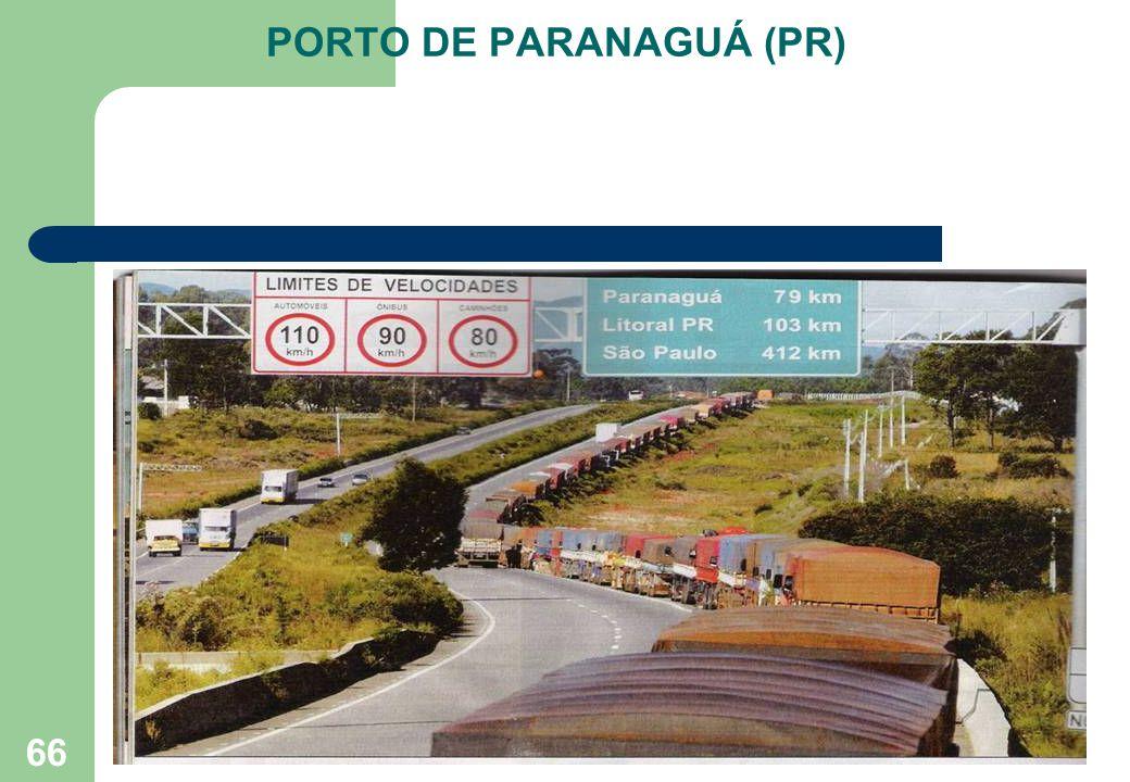 66 PORTO DE PARANAGUÁ (PR)