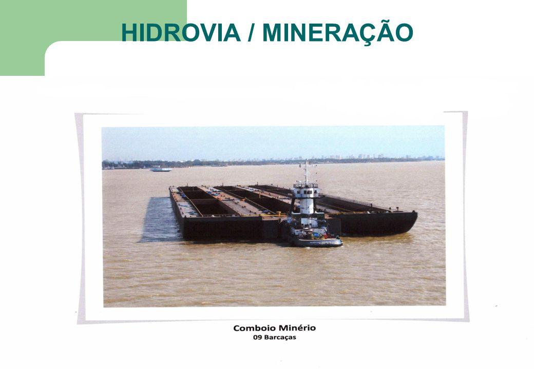 82 HIDROVIA / MINERAÇÃO