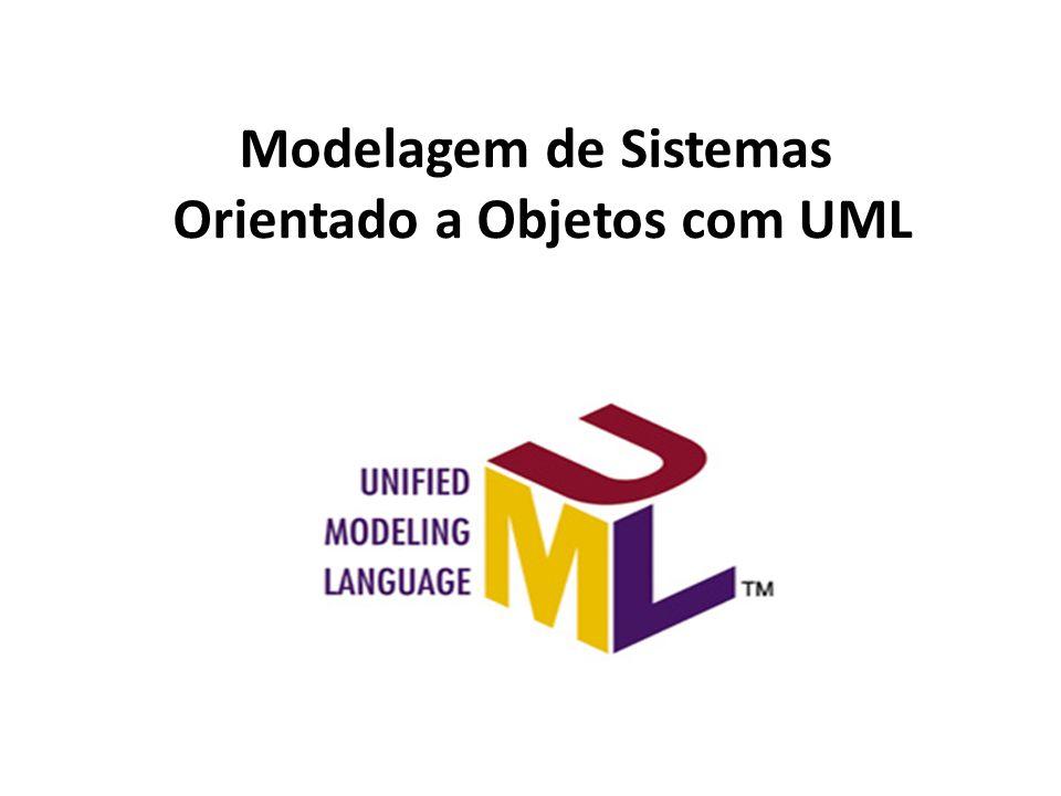 Modelagem de Sistemas Orientado a Objetos com UML