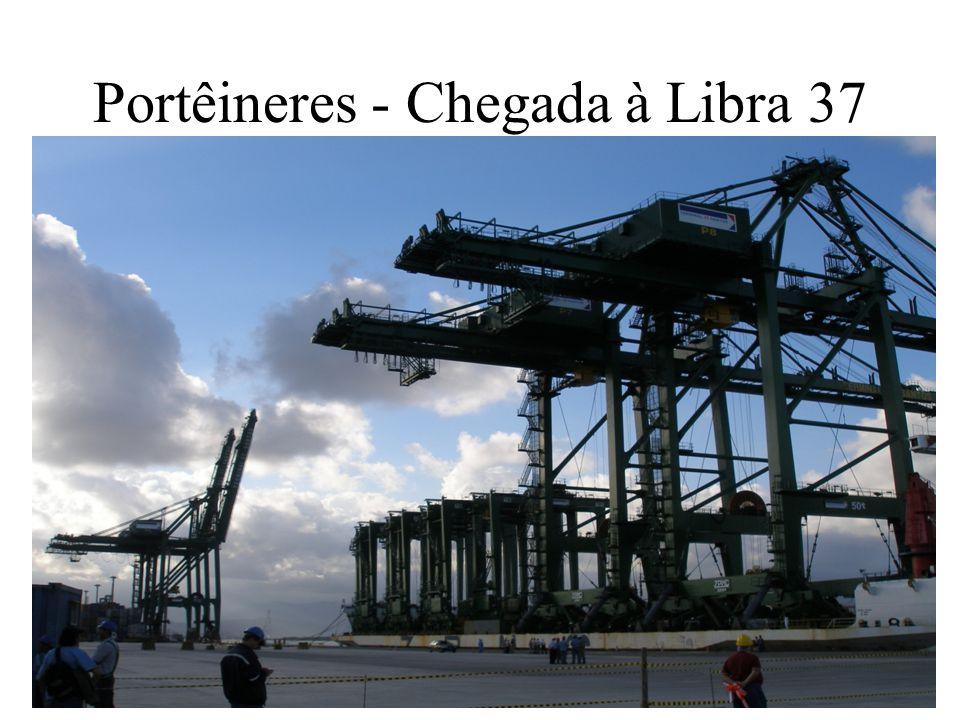Portêineres - Chegada à Libra 37