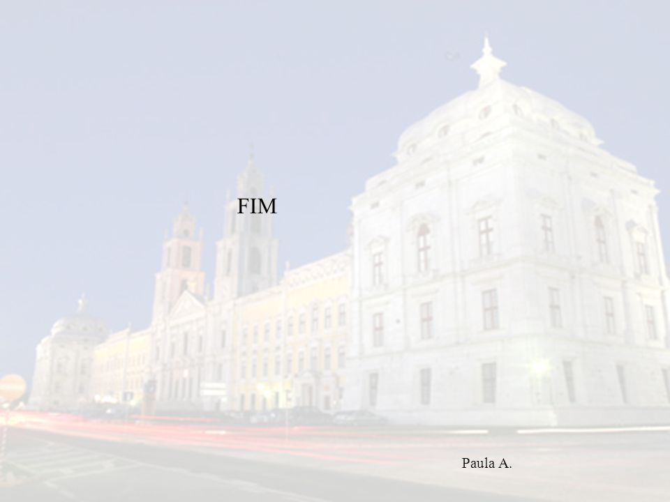 FIM Paula A.
