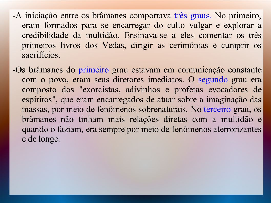 REFERÊNCIAS BIBLIOGRÁFICAS - http://www.ippb.org.br/modules.php?op=modload&name=News&file= article&sid=3872 -