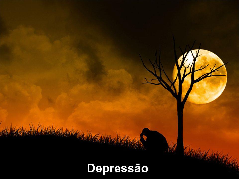 Conseqüências da Depressão Enfermidades Orgânicas: Enfermidades Orgânicas: O Espírito afetado pela depressão compromete as defesas orgânicas, assim o corpo também acaba enfermando-se.