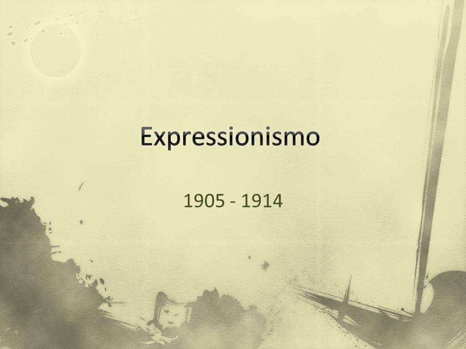 O expressionismo foi um movimento artístico que surgiu no final do século XIX e início do século XX como uma reação ao impressionismo.