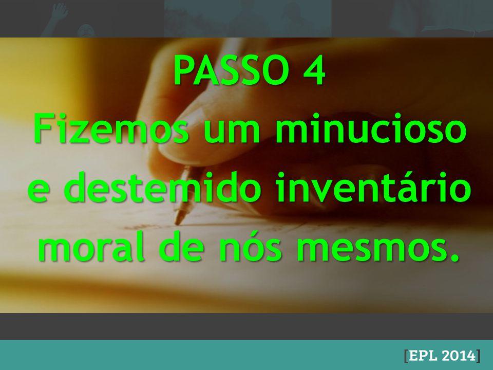 DEPOIS DO RETIRO IDENTIFICAR UM PADRINHO – Passo 4 IDENTIFICAR UM PADRINHO – Passo 4 CONFISSÃO – Passo 5 CONFISSÃO – Passo 5 TRATAR AS FALHAS DE CARÁTER – Passos 6 e 7 TRATAR AS FALHAS DE CARÁTER – Passos 6 e 7 FAZER REPARAÇÕES – Passos 8 e 9 FAZER REPARAÇÕES – Passos 8 e 9 DESENVOLVER UM RELACIONAMENTO COM DEUS – Passos 10 e 11 DESENVOLVER UM RELACIONAMENTO COM DEUS – Passos 10 e 11