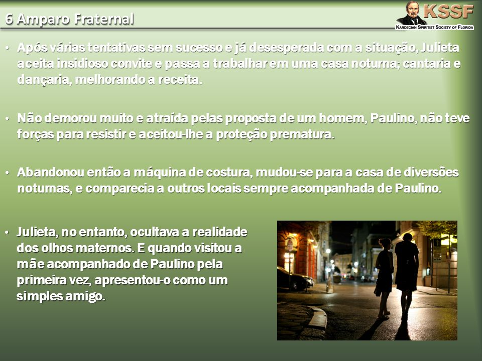 11 Sexo André acompanha Calderaro a curioso centro de estudos, onde elevados mentores ministram conhecimentos a companheiros aplicados ao trabalho de assiste ̂ ncia na Crosta.