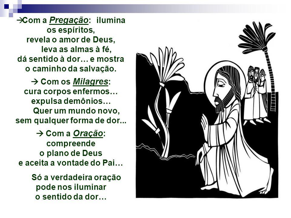 - Sai da sinagoga e na casa de Pedro: Aproxima-se da sogra de Pedro… estende a mão… e a levanta … Ela retoma a vida normal, acolhe e serve os hóspedes...