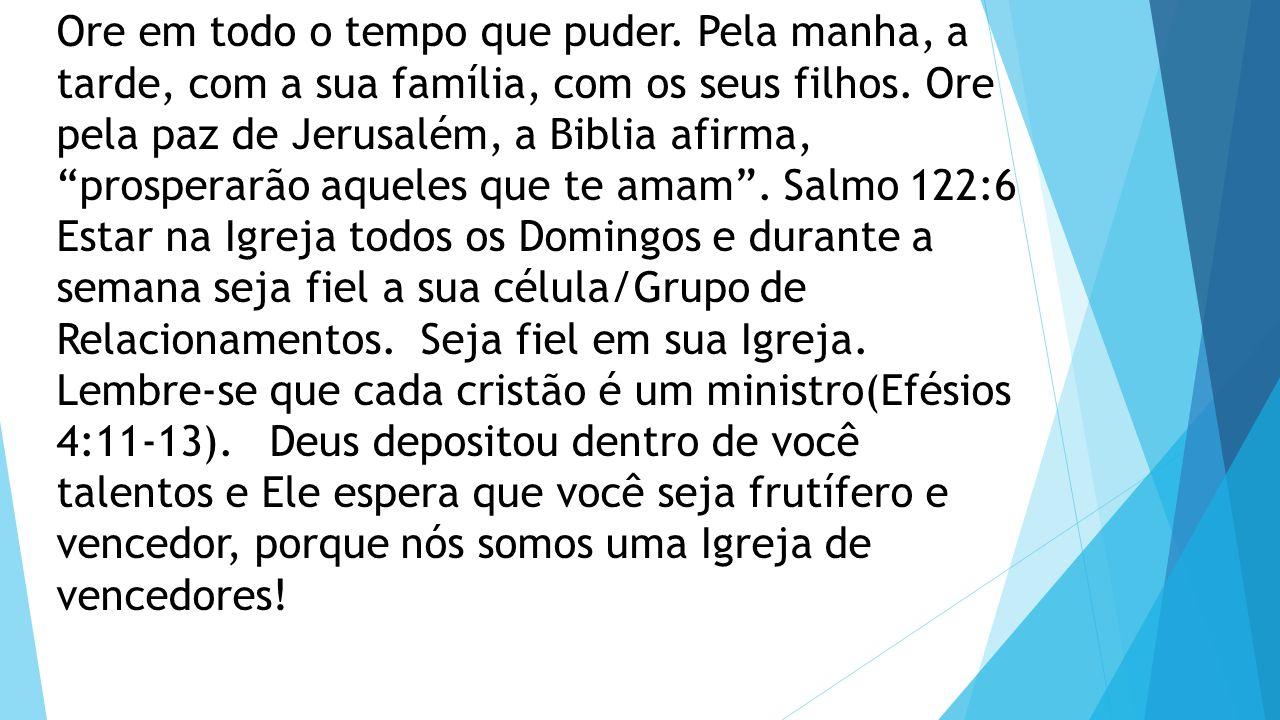 4-DESENVOLVA RELACIONAMENTOS 4-DESENVOLVA RELACIONAMENTOS O Salmo 133 ensina que é bom e agradável viver em união.