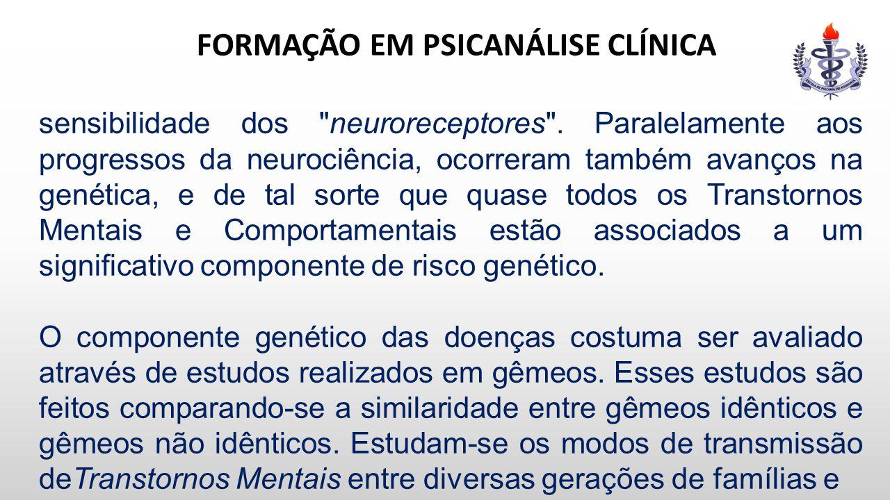FORMAÇÃO EM PSICANÁLISE CLÍNICA sensibilidade dos