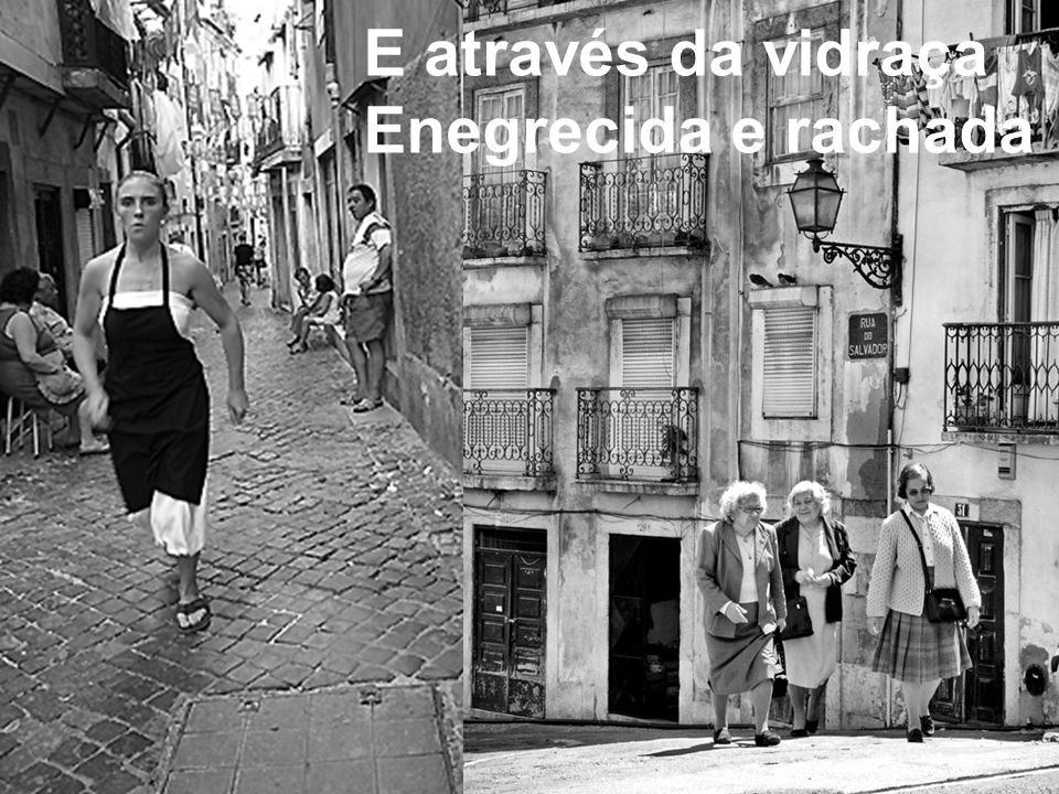 Vielas de Alfama Ruas da Lisboa antiga