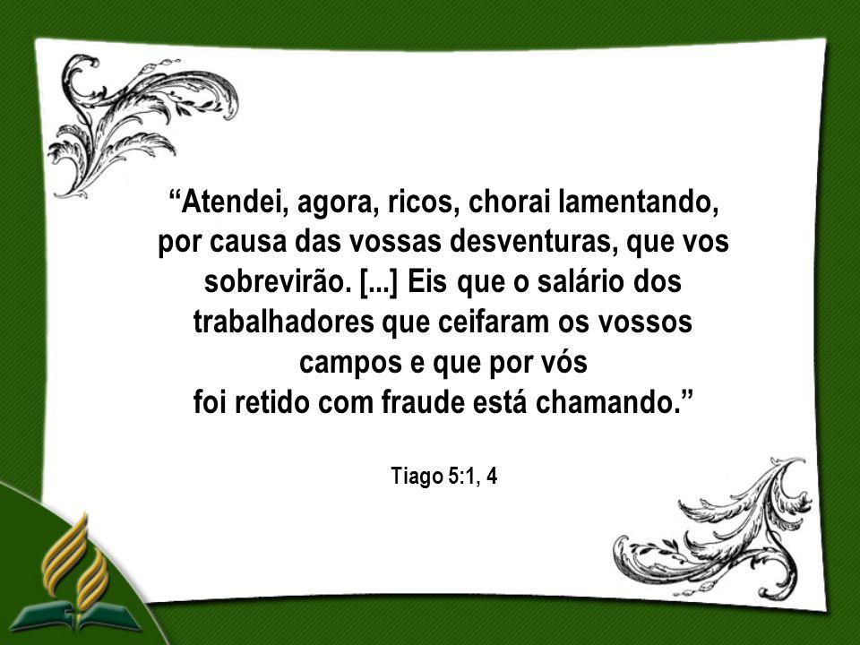 O dinheiro é importante, mas quando o ser humano se encontra afastado de Deus vive permanentemente insatisfeito.