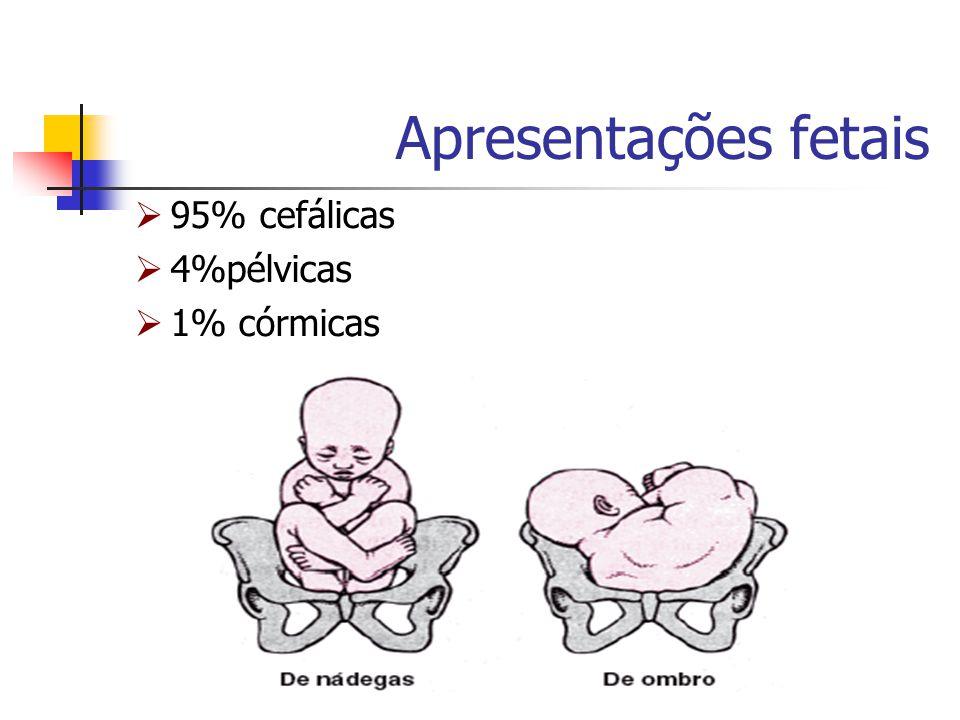 APRESENTAÇÕES CEFÁLICAS