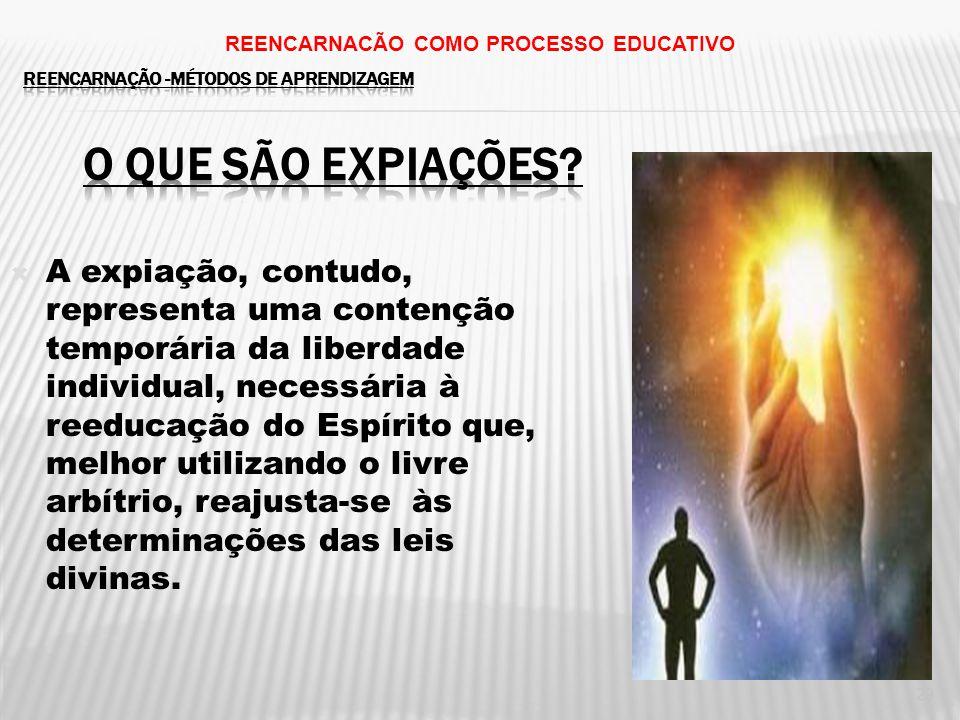 29 REENCARNACÃO COMO PROCESSO EDUCATIVO