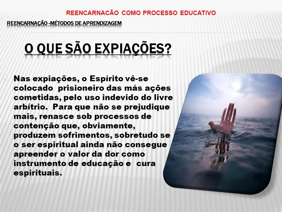 30 REENCARNACÃO COMO PROCESSO EDUCATIVO