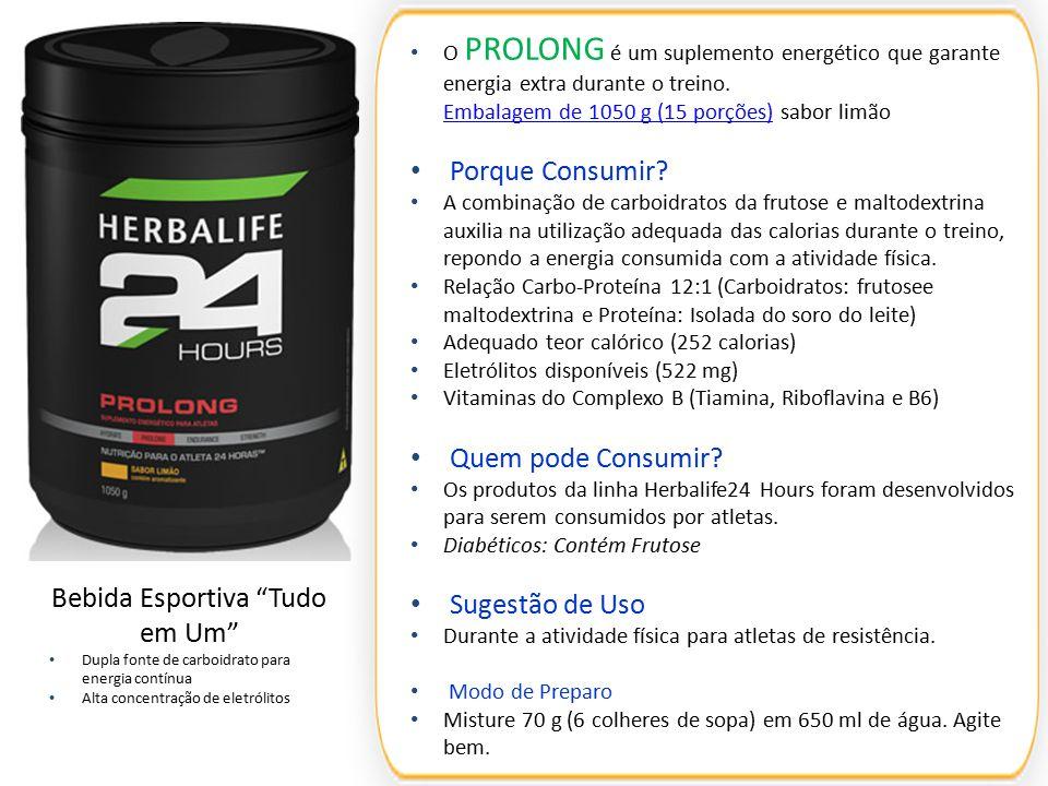 O PROLONG é um suplemento energético que garante energia extra durante o treino. Embalagem de 1050 g (15 porções) sabor limão Embalagem de 1050 g (15