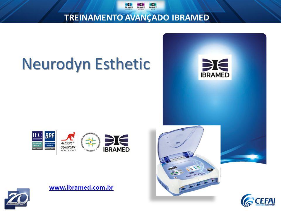 TREINAMENTO AVANÇADO IBRAMED Neurodyn Esthetic www.ibramed.com.br