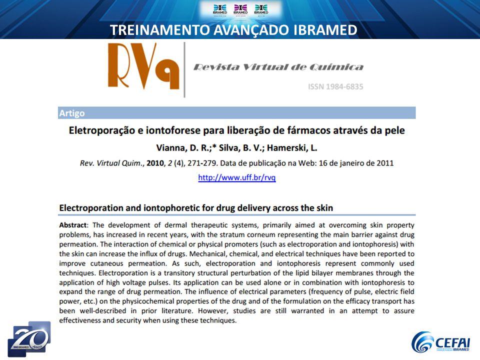 TREINAMENTO AVANÇADO IBRAMED