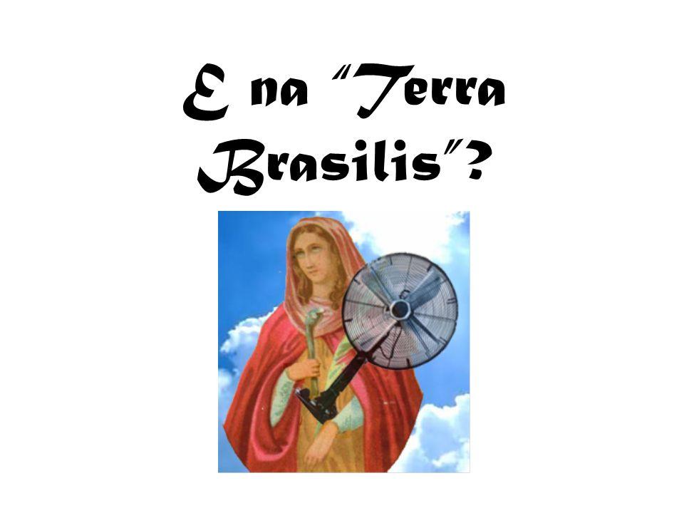 "E na ""Terra Brasilis""?"