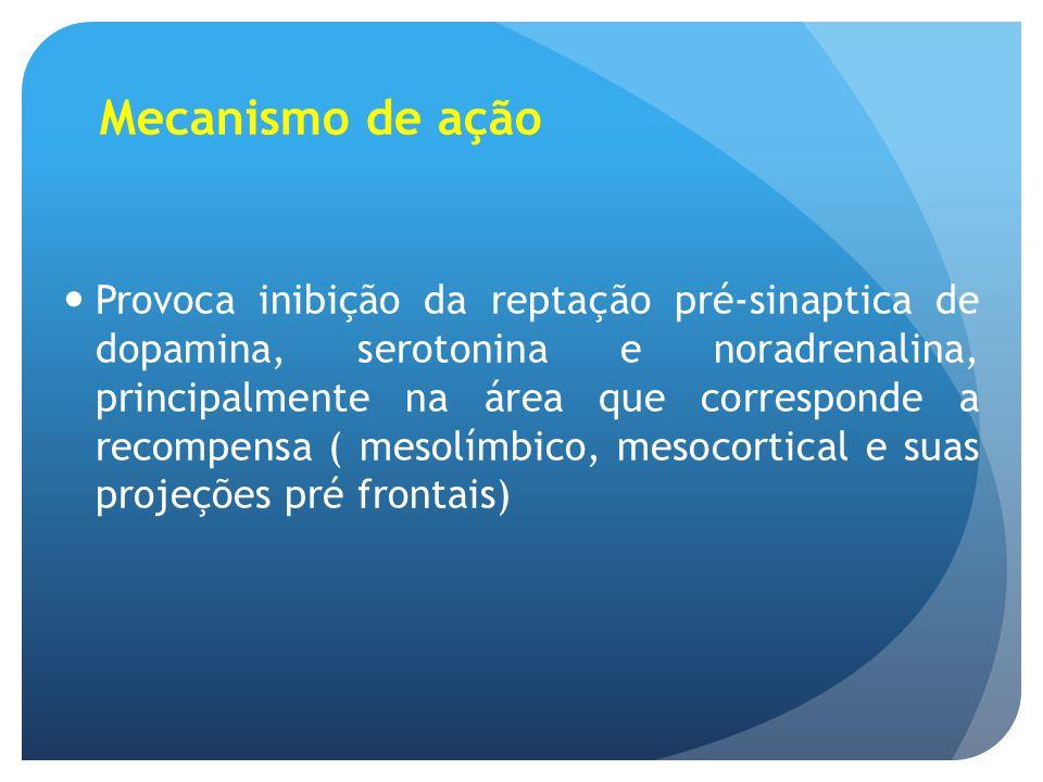 Crack e Gestação A placenta não protege o feto da droga.