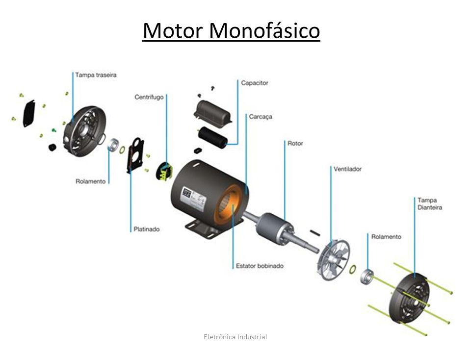 Motor Monofásico Eletrônica Industrial