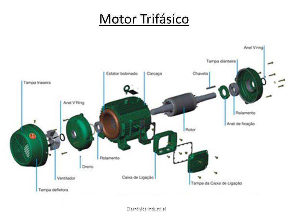 Motor Trifásico Eletrônica Industrial