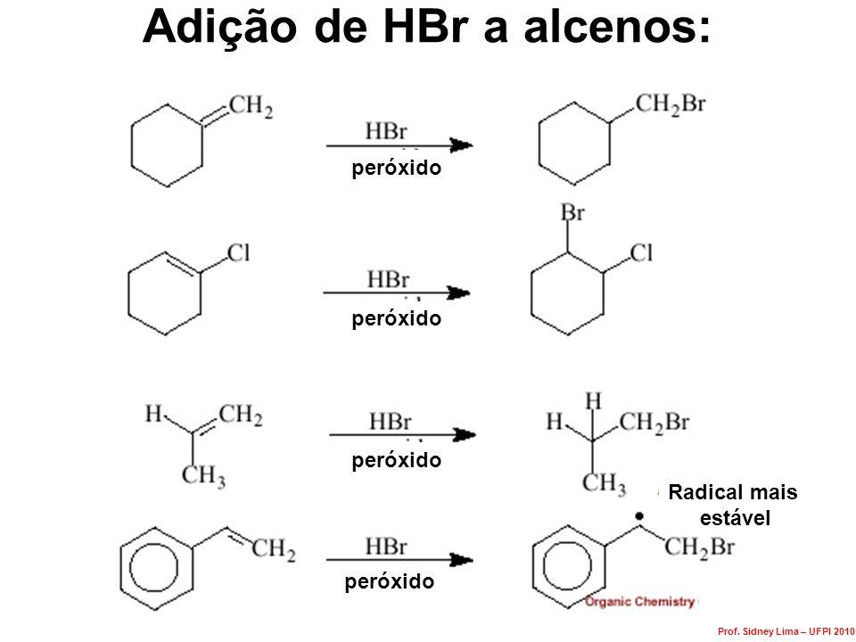NH 3 H2OH2OH2OH2O (70%) ++++ ---- R S R R Estereoqímica H3CH3CH3CH3C CH 3 H3CH3CH3CH3C O H H H H OHOHOHOH H2NH2NH2NH2N H3NH3NH3NH3N O H3CH3CH3CH3C H H3CH3CH3CH3C H Prof.