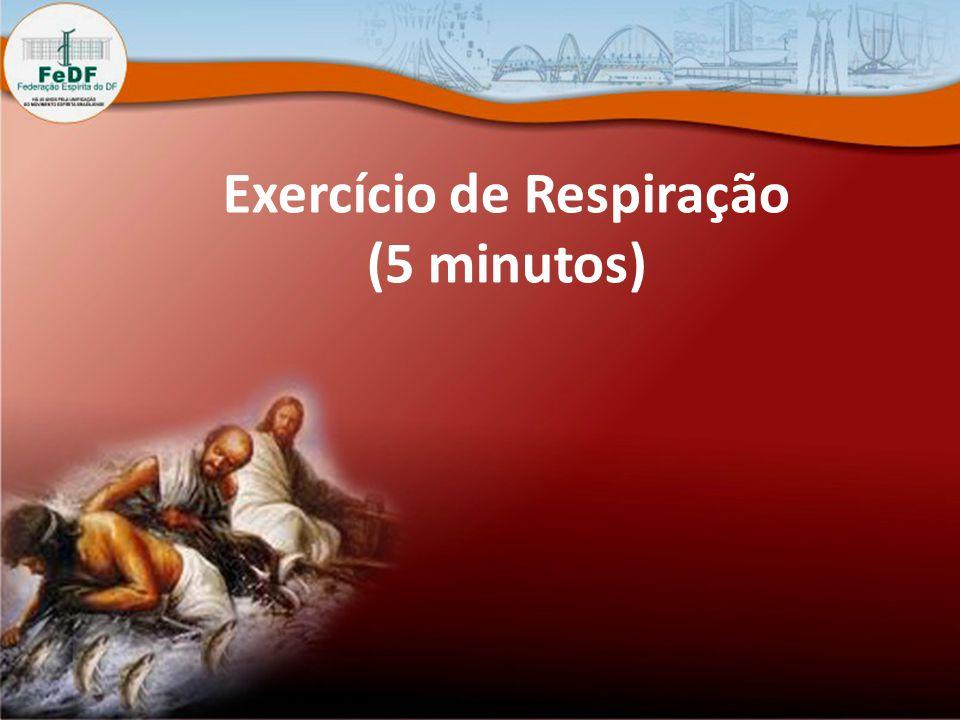 Exercício de Respiração (5 minutos)