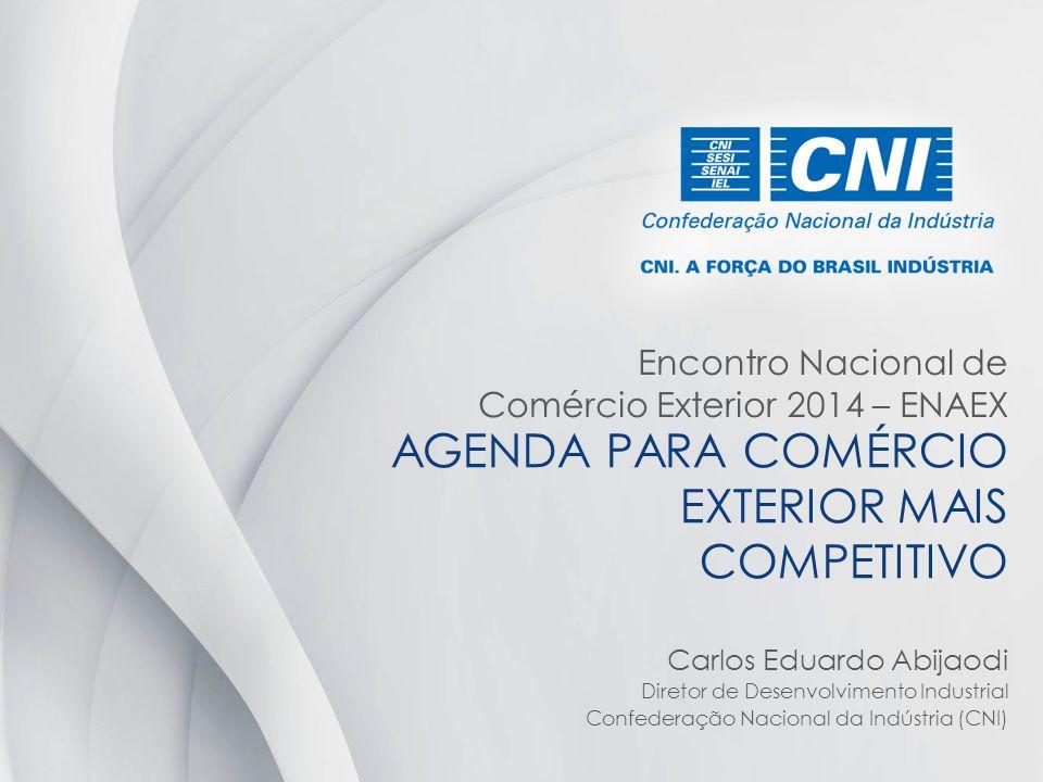 SUMÁRIO Uma Nova Agenda de Política Comercial 2.