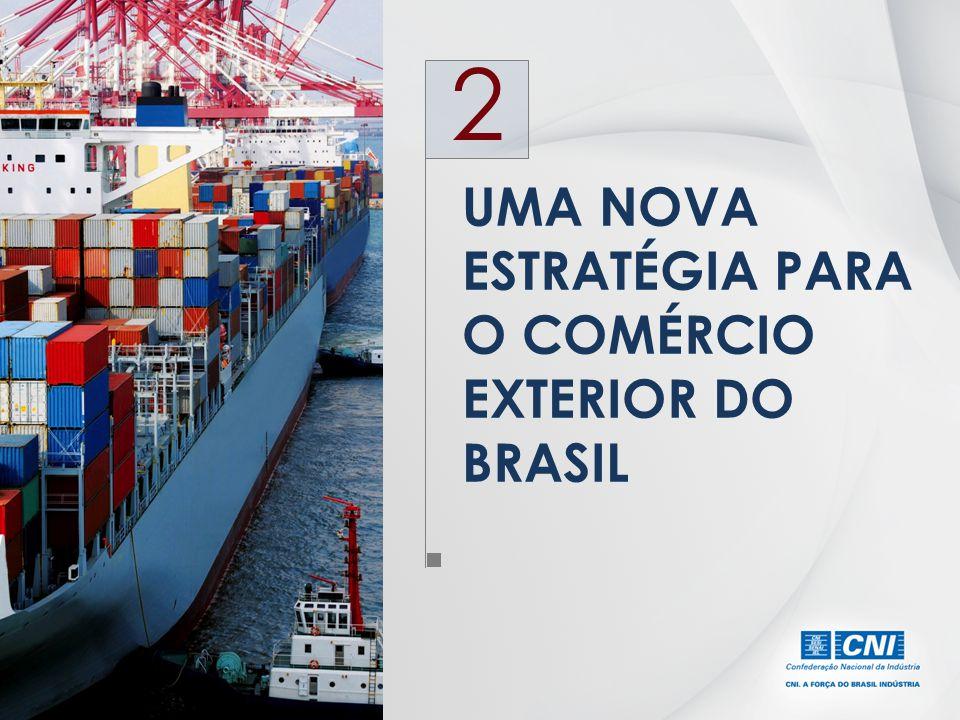 UMA NOVA ESTRATÉGIA PARA O COMÉRCIO EXTERIOR DO BRASIL 2