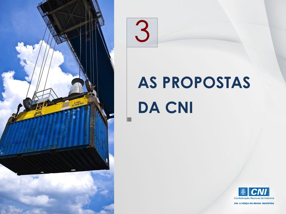 AS PROPOSTAS DA CNI 3