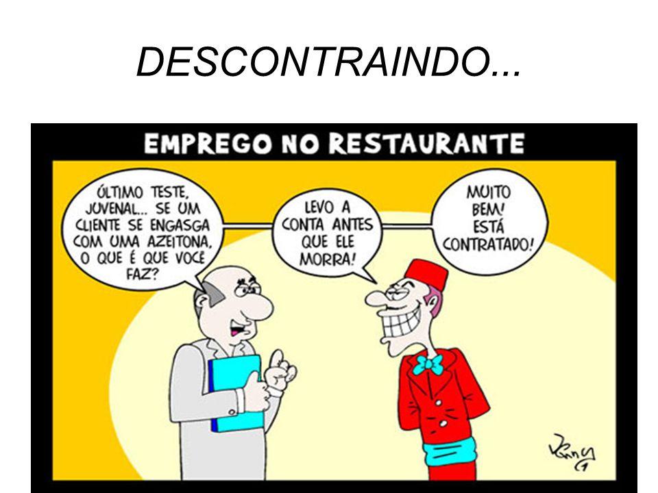 DESCONTRAINDO...