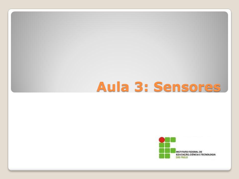 Tipos Sensores Fotoelétricos Funcionamento: Baseia-se na existência de um emissor e um receptor.