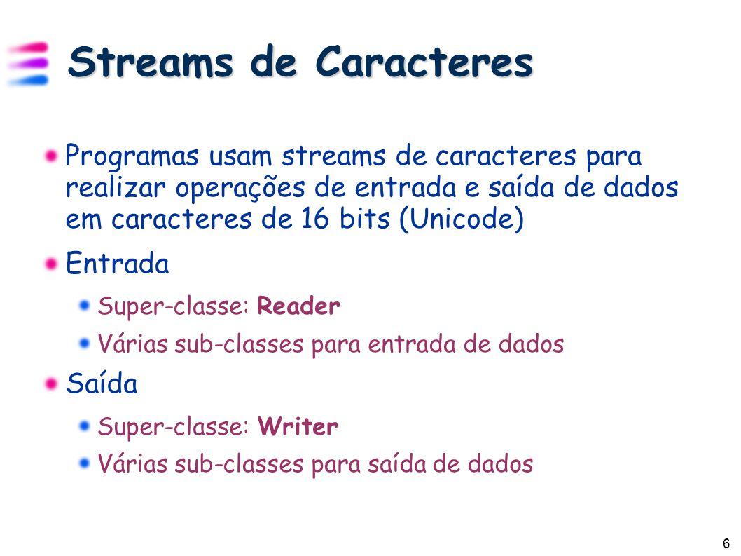 7 Classes InputStream