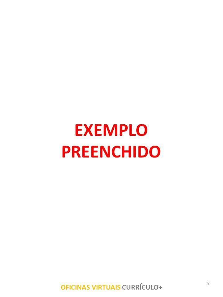 EXEMPLO PREENCHIDO 5 OFICINAS VIRTUAIS CURRÍCULO+