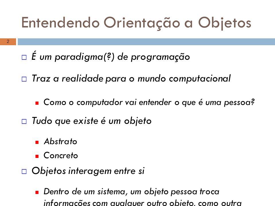 Instância - Exemplos 23 Aluno aluno1 = new Aluno( Aristarco , 89); Aluno aluno2 = new Aluno( Aristarco , 89); aluno1 é diferente de aluno2